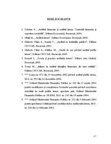 Auditul Public Intern la Colegiul Național Mihai Eminescu Buzău - Pagina 1
