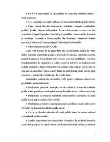 Auditul Public Intern la Colegiul Național Mihai Eminescu Buzău - Pagina 4