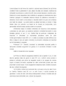 Evolutia Asigurarilor in Plan Mondial si in Romania - Pagina 4