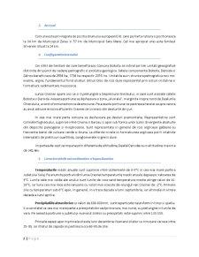 Amenajare Turistica in Comuna Bobota - Pagina 2