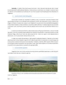 Amenajare Turistica in Comuna Bobota - Pagina 3