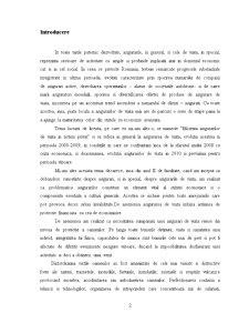 Asigurari de Viata - Pagina 2