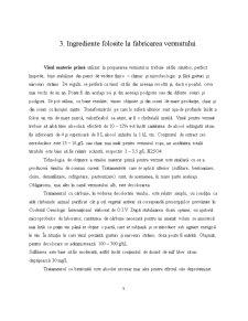 Tehnologia de Obtinere a Vermutului - Pagina 5
