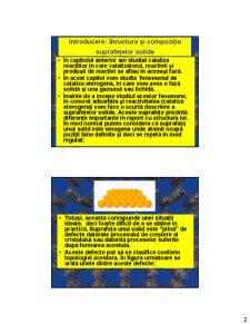 Cataliza - Curs 5 - Pagina 2