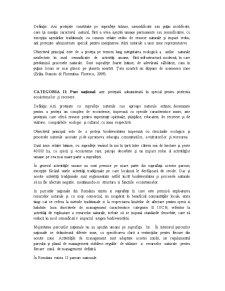 Conservarea Habitatelor și Speciilor de Interes Comunitar - Pagina 3