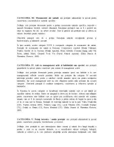 Conservarea Habitatelor și Speciilor de Interes Comunitar - Pagina 4