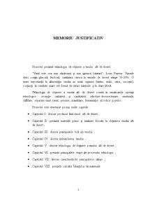 Tehnologia de Obținere a Vinului Alb de Desert - Pagina 3
