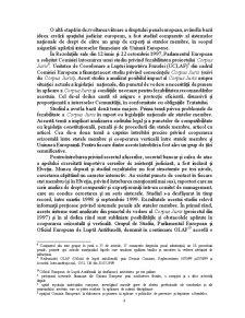 Infracțiuni Împotriva Intereselor Financiare ale Uniunii Europene - Pagina 4