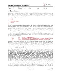 Programare Visual Studio .Net Version 0.1 Final - Pagina 4