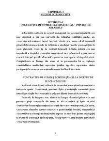 Formarea Contractului de Comert International - Pagina 5