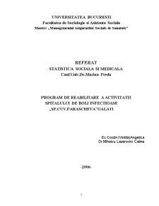 Program de Reabilitare - Pagina 1