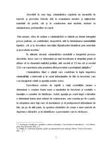 Aspecte Introductive privind Criminalistica - Pagina 3