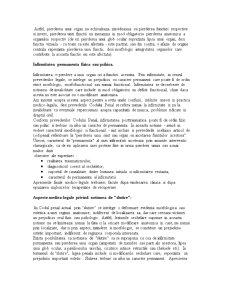 Aprecierea Gravitatii Leziunilor Traumatice Corporale in Conformitate cu Prevederile Codului Penal si Civil - Pagina 2