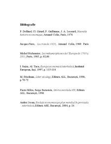 Criza Economica1929-1933 - Istoria Economica - Pagina 1