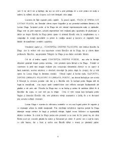 Limbajul Poetic și Limbajul Filosofil al lui Lucian Blaga - Pagina 4