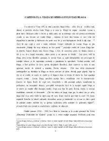 Limbajul Poetic și Limbajul Filosofil al lui Lucian Blaga - Pagina 5