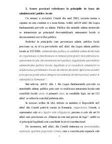 Principiile de Baza ale Administratiei Publice Locale - Pagina 2