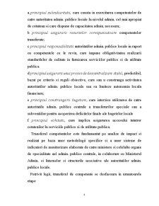 Principiile de Baza ale Administratiei Publice Locale - Pagina 4