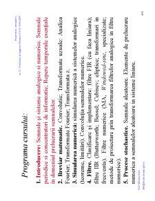 Prelucrarea Semnalelor - Pagina 4