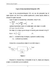 Sisteme și Legi de Reglare - Pagina 5