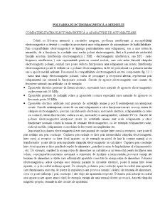 Poluarea Electromagnetică - Pagina 1