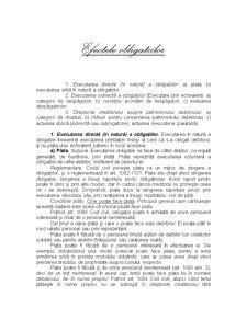 Efectele Obligatiilor - Pagina 1
