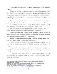 Procesul de Evaluare a Intreprinderii - Sinteza Diagnosticelor - Pagina 3