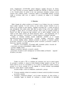 Politici si Legislatie de Mediu - Pagina 4
