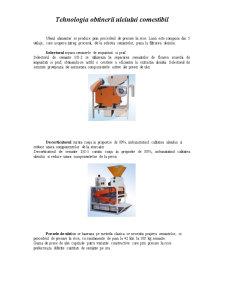 Tehnologia Obtinerii Uleiului Comestibil - Pagina 1