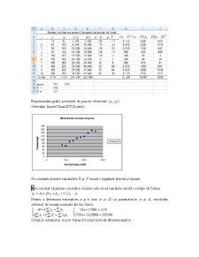 Modele Unifactoriale de Regresie - Pagina 2