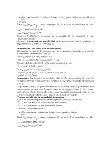 Modele Unifactoriale de Regresie - Pagina 5