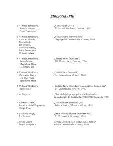 Contabilitatea Capitalurilor Proprii la S.C. Hidroconstructia S.A. Pitesti - Pagina 1