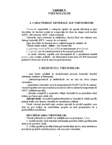 Microbiologie - Pagina 1