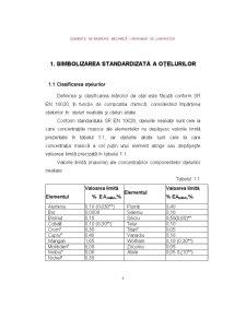 Criteriile Alegerii Materialelor Metalice - Pagina 1