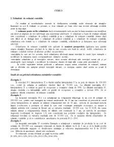 Politici si Optiuni Contabile - Curs 3 - Pagina 1