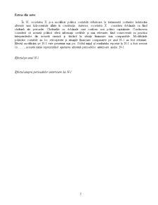 Politici si Optiuni Contabile - Curs 3 - Pagina 5