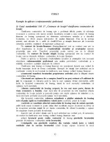 Politici si Optiuni Contabile - Curs 5 - Pagina 1
