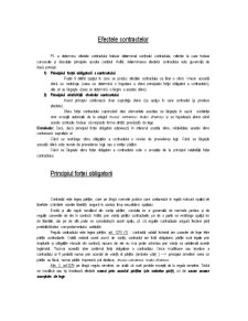 Civil. Obligatii - Pagina 1