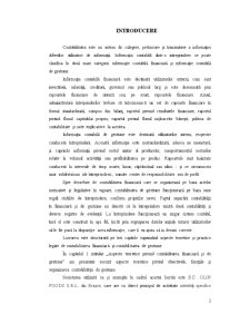 Contabilitatea Financiara si de Gestiune cu Aplicatie in Restaurante - Pagina 2