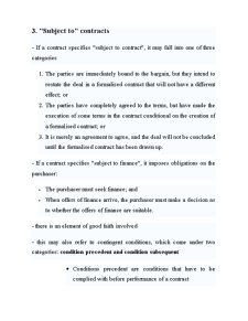 Law of Contract - Pagina 4