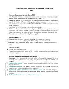 Politici de Dezvoltare Durabila in Uniunea Europeana - Pagina 3