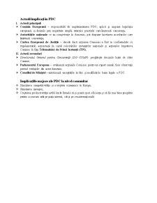 Politici de Dezvoltare Durabila in Uniunea Europeana - Pagina 4