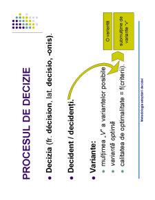 Metodologia Adoptării Deciziei - Pagina 3