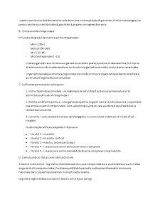 Factori de Influenta a Tipurilor de Structuri Organizatorice - Pagina 2