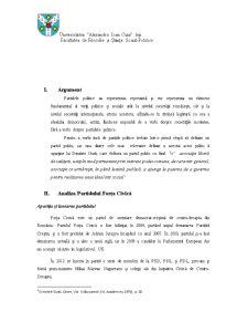 Partidul Forta Civica - Organizatia Judeteana Iasi - Pagina 3