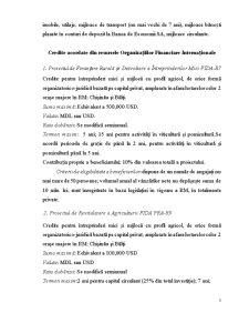 Produse Creditare a Bancii - Pagina 5