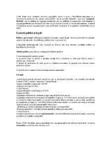 Analiza Mediului de Afaceri - Pagina 3