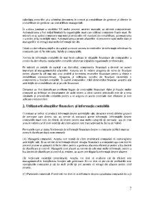 Rolul Contabilității - Pagina 2