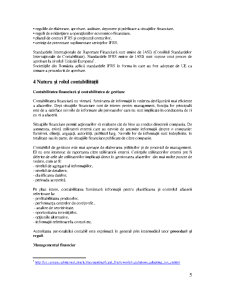 Rolul Contabilității - Pagina 5