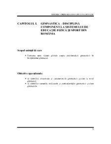 Metodica Predarii Gimnasticii in Gimnaziu - Pagina 3